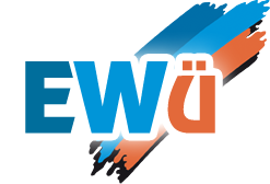EWÜ Busreisen logo