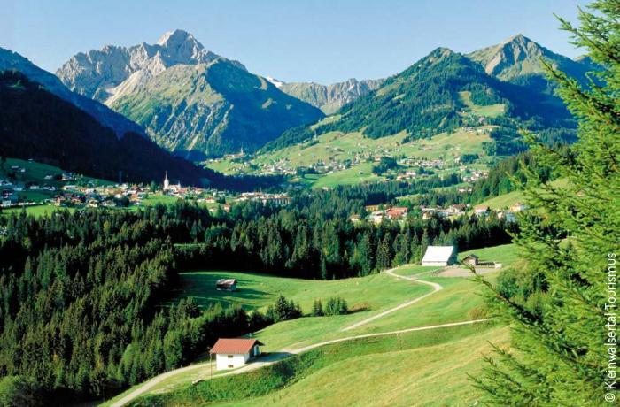 © Kleinwalsertal Tourismus